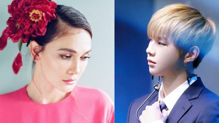 Tuai Protes Usai Sebut Kang Daniel Jomblo, Luna Maya Hapus Foto Bareng Ex Wanna One