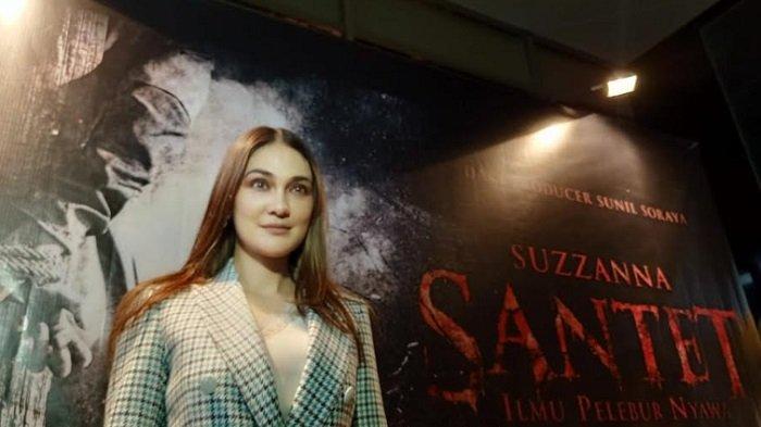 Luna Maya Terbang ke Rusia Demi Menjadi ''Suzzanna''
