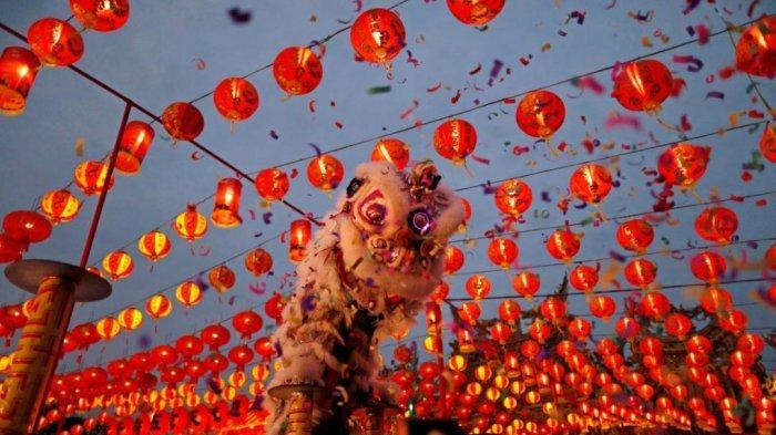 Tradisi tahun baru Imlek di berbagai negara