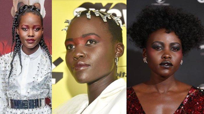 Mengintip produk Make Up yang Digunakan Lupita Nyong'o Agar Terlihat Jahat