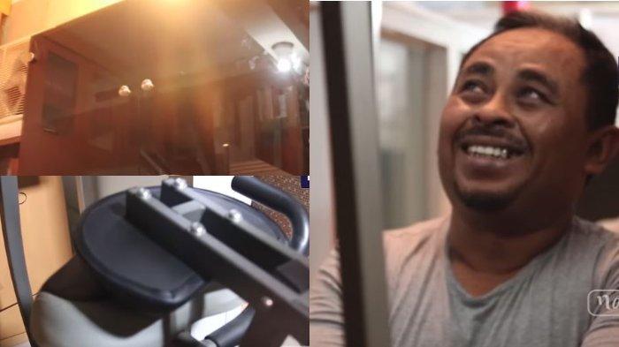 Video Penampakan Sel Mewah Lutfi Hasan di Lapas Sukamiskin, Ada Ruang Kerja Pribadi