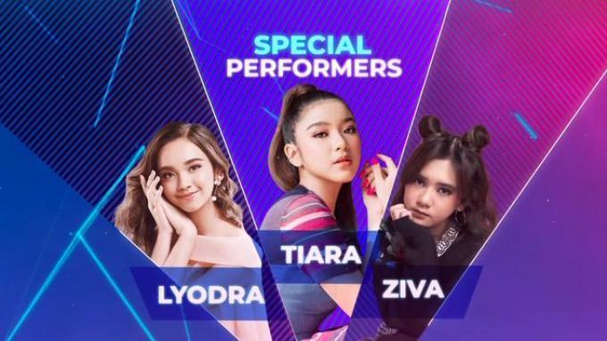 Tiara, Lyodra dan Ziva Akan Kembali ke Panggung Indonesian Idol Malam Ini