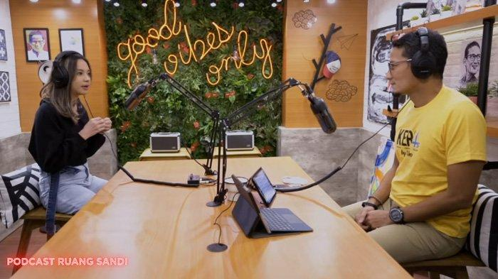 Lyodra Ungkap Stigma soal Juara 1 Adalah Kutukan dan Biasanya Kurang Sukses, Sandiaga Uno Kaget