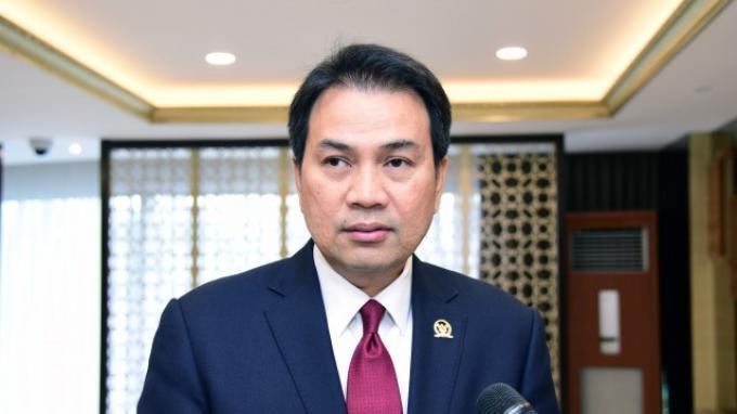 Azis Syamsuddin: E-Parlemen Wujud Akuntabilitas Parlemen Modern