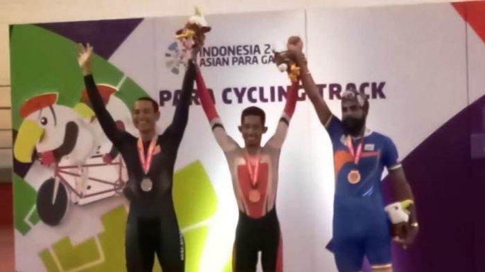 M Fadly bilang Prestasinya Berkat Dukungan dan Bangsa Indonesia