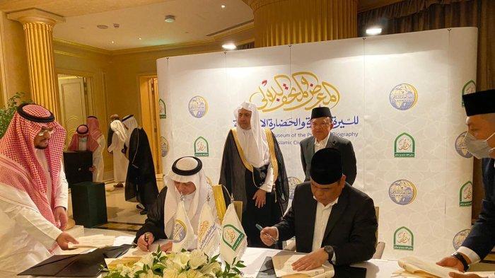 Jubir: Keberangkatan Jusuf Kalla ke Mekkah Tidak Ada Sangkut Pautnya dengan Habib Rizieq