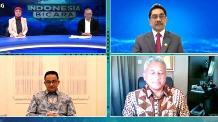 M Nuh: Insan Pers di Indonesia Bangun Optimisme Masyarakat di Tengah Pandemi Covid-19