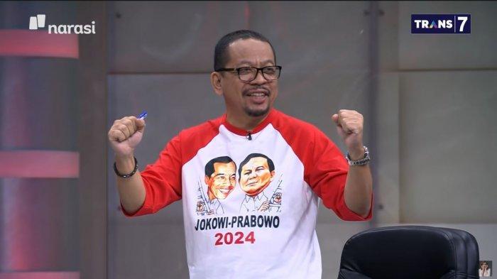 Survei Capres Litbang Kompas, Qodari: Imajinasi Kepemimpinan Nasional Tetap Jokowi dan Prabowo