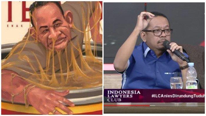 Pengamat Politik M Qodari Sampaikan 3 Alasan Anies Baswedan Tak Putus Dirundung Tuduhan