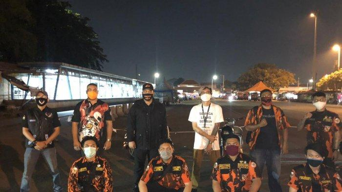 Sapma PP DKI Jakarta Edukasi Masyarakat Mengenai Covid-19
