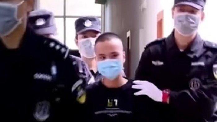 Tak Main-main, China Eksekusi Mati Pemuda Pelaku Pembunuhan Dua Petugas saat Lockdown Covid-19