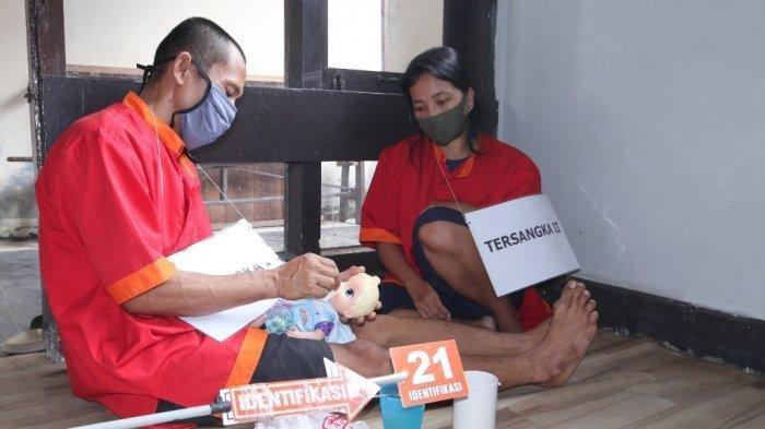 Ibu dan Selingkuhannya di Lampung Racuni Bayi Kandung Usia 9 Bulan, Kini Terancam Hukuman Mati