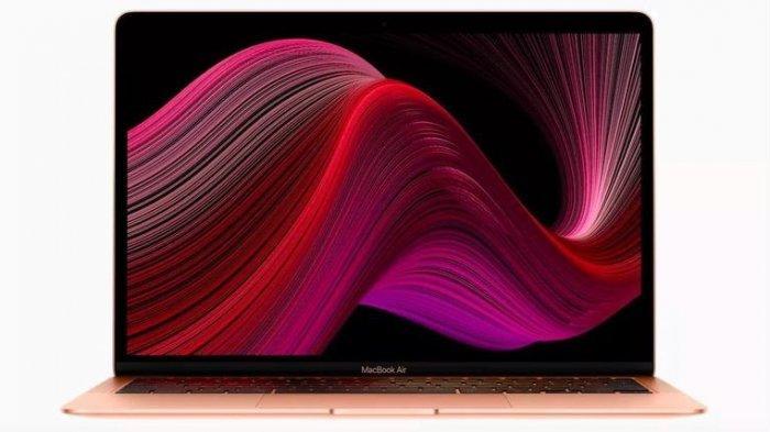 Apple Rilis Macbook Air 2020 dengan Teknologi Keyboard Terbaru, Ini Spesifikasi Lengkapnya