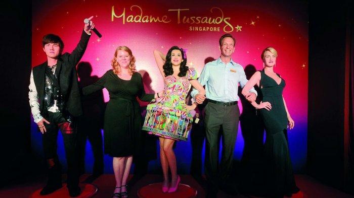 Harga Tiket Masuk dan Jam Buka Madame Tussauds Singapura yang Akan Hadirkan Patung Agnez Mo