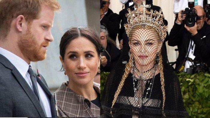 Madonna Tawari Pangeran Harry Sewa Apartemennya, Istana Buckingham Tidak Ada Apa-Apanya
