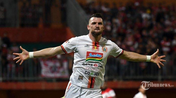 Prediksi Susunan Pemain Borneo FC vs Persija Liga 1 2019, Macan Kemayoran Tanpa Marko Simic