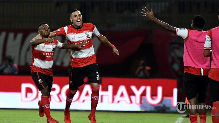 Prediksi Skor Akhir Madura United vs Persib Liga 1, Tuan Rumah tanpa Sejumlah Pemain Penting