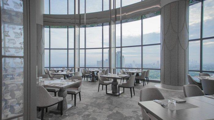 Wuih, Restoran Tertinggi di Surabaya Ini Sabet Predikat 'Best New Panoramic Views 2021' Se-Asia