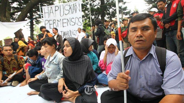 Masyarakat Penyandang Disabilitas Kirim Surat ke Presiden Jokowi Minta Perlindungan