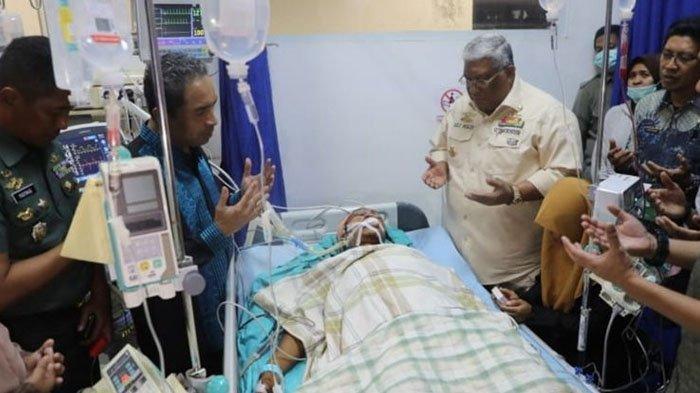 Muhammad Yusuf Kardawi mahasiswa Kendari tewas saat demo
