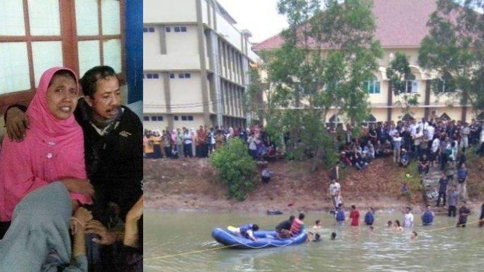 Mahasiswa UIN Lampung Tewas tenggelam