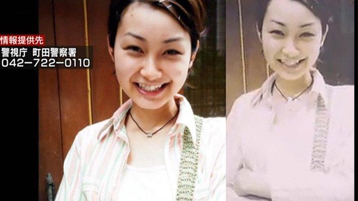 Mayo Ide saat  hilang berusia 18 tahun mahasiswa satu tahun di Universitas Seni Tama, sudah 20 tahun belum ditemukan.