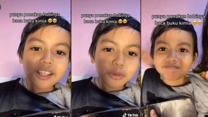 VIRAL Video Anak SD Kuasai Pelajaran Kimia SMA, Akui Suka Belajar Sains Melalui Al-Qur'an