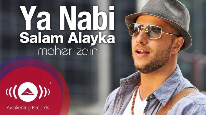 Download MP3 Lagu Ya Nabi Salam Alayka - Maher Zain, Beserta Liriknya