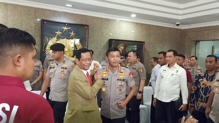 Mahfud MD: Era Pak Jokowi Tidak Ada Satupun Isu Pelanggaran HAM