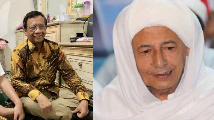 Mahfud Md Bocorkan Penampilan Habib Luthfi Bin Yahya Kala Di Rumah Yang Jarang Diketahui Orang Tribunnews Com Mobile