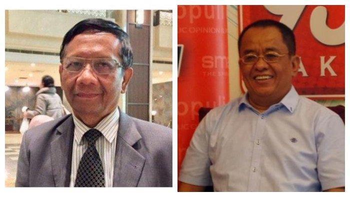 Akun Twitter Said Didu Diretas dan Fitnah UAS, Mahfud MD: Pembajak Ingin Mengadu Domba