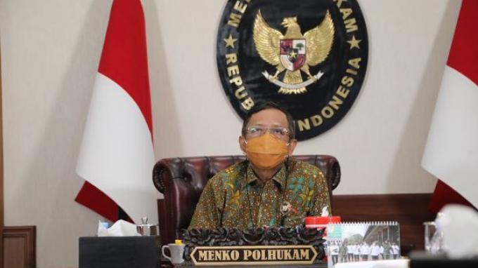 Mahfud MD Imbau Kepala Daerah Hindari Korupsi dan Tunaikan Janji-janji Politik