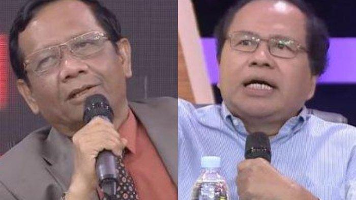 Mahfud MD Tolak Ungkapan Rizal Ramli soal Perlu Akhlak dan Ilmu untuk Kelola BUMN, Ini Alasannya