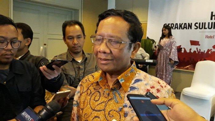 Mahfud MD Sebut Ada Kemungkinan Dissenting Opinion dari Hakim MK Dalam Sidang Putusan Besok