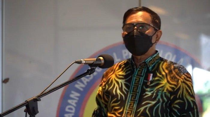 Mahfud MD Minta Pengawasan Keamanan Rumah Ibadah dan Tokoh Agama Ditingkatkan