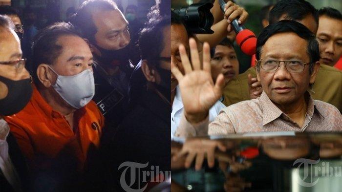 Mahfud MD: Ada yang Bilang Pemerintah Bersandiwara Tangkap Djoko Tjandra