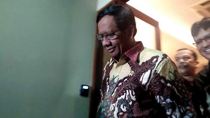 Mahfud MD Tegaskan Tidak Ada yang Menyatakan Kasus Semanggi I dan II Bukan Pelanggaran HAM Berat