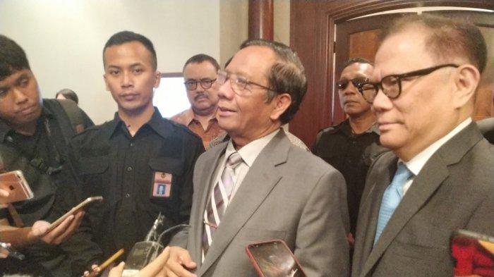 Mahfud MD: Banyak Pendemo yang Salah Paham tentang RUU Omnibus Law