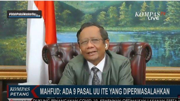 Mahfud MD Hubungi Kejaksaan Untuk Siap-Siap Usut Dugaan Penyelewengan Dana Otsus Papua