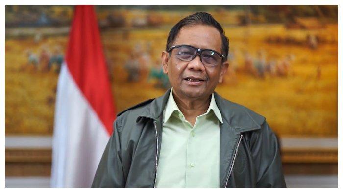 Soal Pembakaran Mimbar Masjid Raya Makassar, Mahfud MD: Kegiatan Kriminal Nyata, Agama Jadi Korban