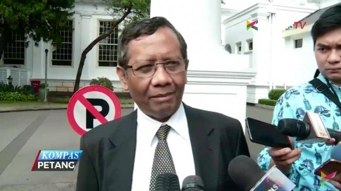 Mahfud MD Sempat Berangkatkan 750 Orang Umroh Dengan First Travel