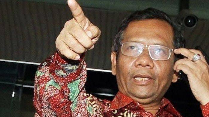 Mahfud MD Soroti Tuntutan Tim Hukum BPN soal Diskualifikasi Jokowi-Ma'ruf hingga Kecurangan Pilpres