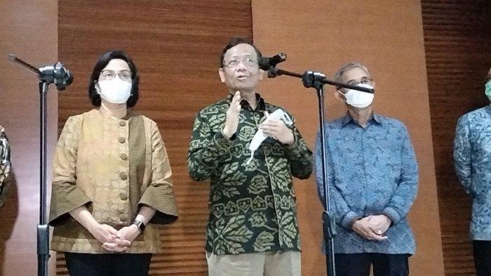 Mahfud MD Peringatkan Obligor dan Debitur BLBI: Tidak Ada yang Bisa Sembunyi