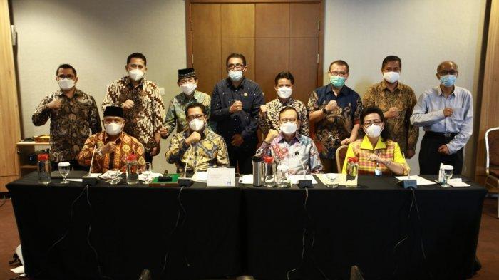 Waka DPD Mahyudin: DPD RI Punya Peran Strategis Dalam Mendorong Keberhasilan Pembentukan Perda