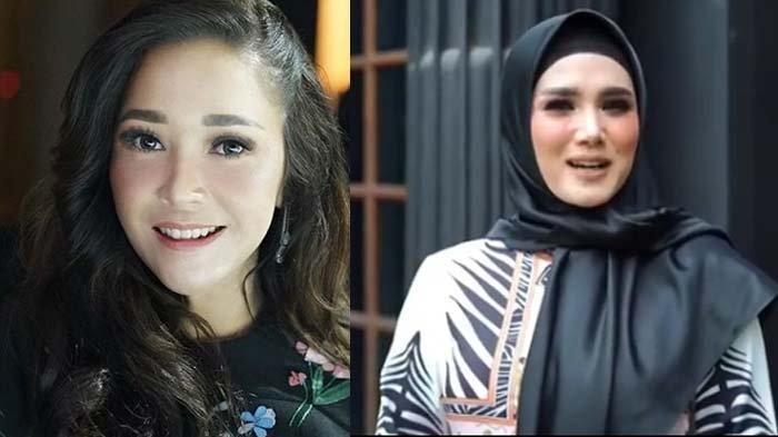 Maia Estianty dan Mulan Jameela