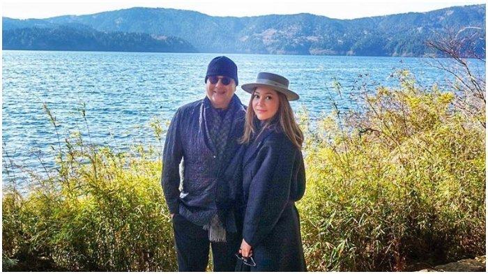 Potret Keseruan Maia Estianty Liburan Bareng Irwan Mussry ke Jepang: Kita Mau Honeymoon Dulu Ya