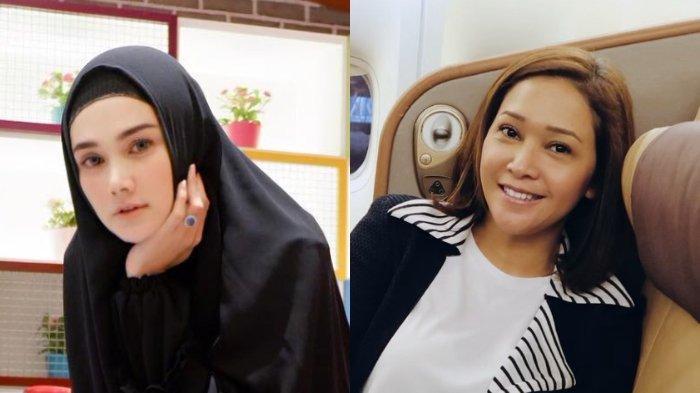 Pamer Filter Snapchat, Maia Estianty Dibilang Mirip Hamish Daud dan Mulan Jameela Seperti Saipul Jamil!