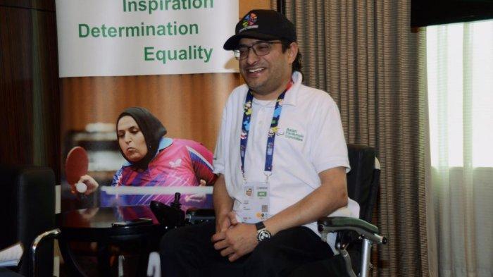 Presiden Asian Paralympic Committee Sebut Asian Para Games 2018 di Indonesia Terbaik