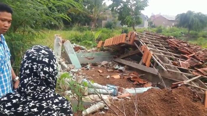 Emosi Makam Leluhur Dibongkar, Edi Mengadu ke Kapolda Lampung
