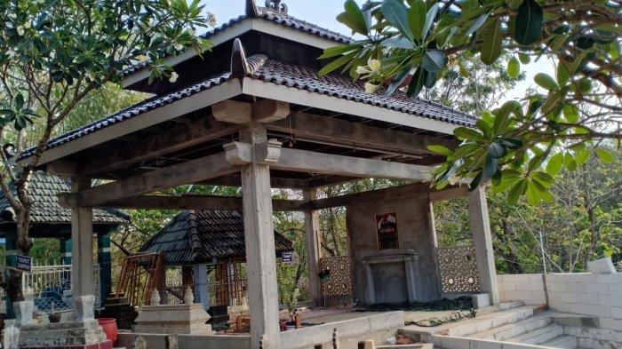 Foto-foto Makam Didi Kempot Terkini, Akses Peziarah Menuju Pusara dalam Tahap Pembangunan
